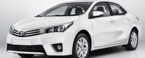 Corolla hire in amritsar