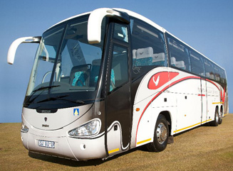 Luxury Bus Hire in Amritsar